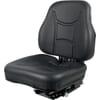 PVC seat, mechanically sprung TS23000GP