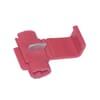 Splice connector scotch locks red 0.3-0.75mm²
