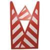 Set of 3 hazard triangles