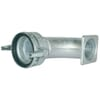 Female flanged 90° elbow Perrot