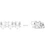 Gest. terugslagkleppen t.b.v. SD-ventiel SD9.VB.. _
