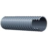 PVC suction and ventilation hose with PVC spiral