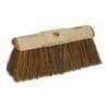 "Broom Sherbo Bassine 13"" x 3 1/2"" - Bristle length 5"""