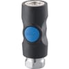 ISI-06-series safety quick couplings