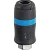 ISG-08-series safety quick couplings