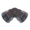 Arag elbow 90° female / female for O-ring seal