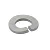 DIN 128A curved spring washer, zinc-plated