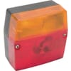 Rear lamp Minipoint 12V 99x93 mm