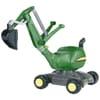 R42102 John Deere Digger with wheels