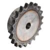 """Kettingwielen voorgeboord - BS / DIN 8187 - simplex 3/4"""" x 7/16"""" - inductie geharde tanden"""