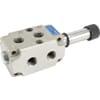 In-line 6/2 control velve VS281F
