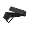Klettbinder schwarz Nylon