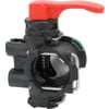 Manual selection valve T5