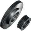 Timing belt pulleys 75