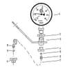 Kongskilde - Becker Aeromat E-motion-12 - Manomètre