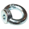 DIN 582 ring nuts, metric C 15 E zinc-plated