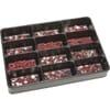 Crimp connectors assortment - red