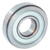 Track roller bearing, single-row, with cylindrical outer casing