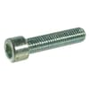 DIN 912 cylinder bolts with hexagon socket, metric 10.9 zinc-plated