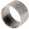 Swage ferrule for protective hose