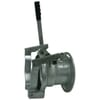 Female 6'' flanged with quick release + 0° - 45° revolving