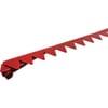Cutterbar, 28 knives, Gaspard