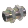 Bulkhead Adaptor male/male ORFS