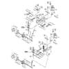 Stroj na burinu / sekačka Kongskilde, Vibro Corn, paralelogram
