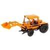 WT1109 Deutz-intrac 2003A with front loader industrial