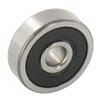 Deep groove ball bearings SKF, series 600 2RS  Stainless steel A2