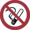 Veiligheidssignalering, Verboden te roken _