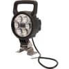 Work light LED, 25W, 2000lm, round, 10/30V, Ø 117mm, Spot beam, 6 LED's, Kramp