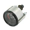 Voltmeter 24V 52mm