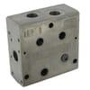 Basic modules - no facilities for shock valves A/B PVB