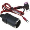 Dash camera cable kit 12V