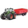 Fendt 1000 Vario-traktor med dumpervogn