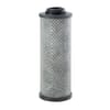 Filter cartridges for activated-carbon filters CF-series