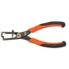 +Wire stripping pliers