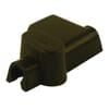 Tapa de protección negra batería