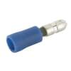 Round plug blue 1.5-2.5mm²