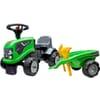 F230C Deutz-FAHR Aufsitztraktor mit Anhänger