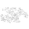 Rahmensatz - Lenkung für ALKO TYP PowerLine T13-102SP