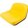 Seat, unsprung, PVC TS19600GP