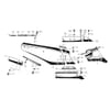 Niemeyer - telesá pluhu NH 5 G