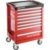 CHRONO.8M3 Tool trolley, 8 drawers