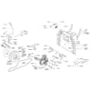 Fahrantrieb - Rückwand für ALKO TYP PowerLine T16-102SP-H
