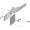 15 Couteau élargisseur de sillon charrue H