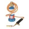 Gas burner set