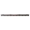 ESM - Messer für Mittelschnitt-Fingerbalken 72x12 komplett