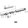 06 Vérin hydraulique pour réglage de largeur du premier sillon THSRT